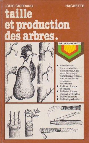 Taille et production des arbres