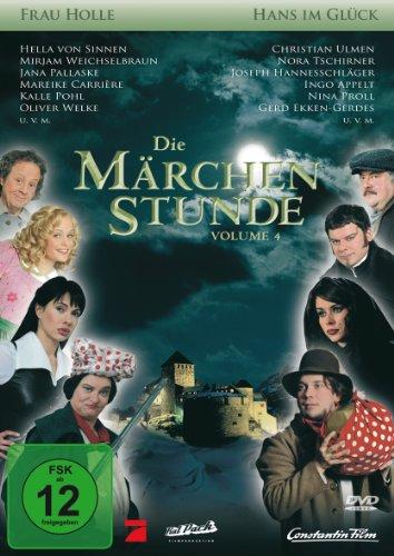 Volume 4: Frau Holle & Hans im Glück