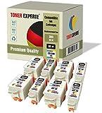 TONER EXPERTE® 8er Set Druckerpatronen kompatibel für Kodak 30XL (30B 30CL) ESP C100 C110 C115 C300 C310 C315 C330 C360 1.2 3.2 3.2S Hero 2.2 3.1 4.2 5.1 Office 2100 2150 2170 AIO | hohe Kapazität