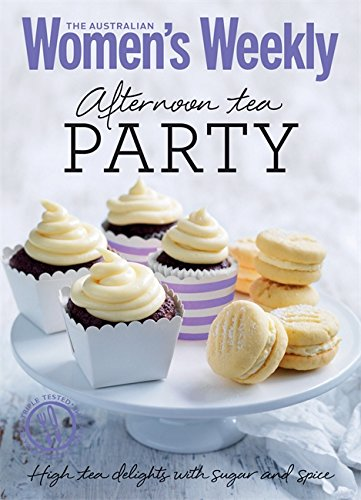 Mini Scone (Afternoon Tea Party: Cakes, biscuits, scones and sandwiches (The Australian Women's Weekly Minis))