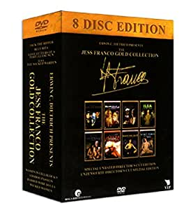 The Jess Franco Gold Collection (Special Unrated Director's Cut Edition) [8 DVDs] [Special Edition]