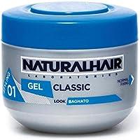 Naturalhair Laboratories Gel Classic 01 Effetto Bagnato 150 ml