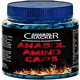 Anabol Amino Caps, 350 Kapseln Bcaa, Glutamin, Aminosäuren