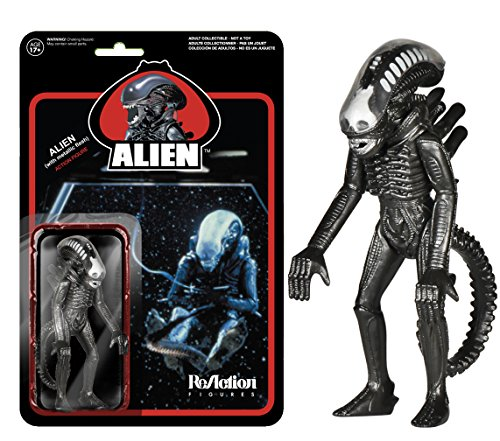 FIGURA REACTION 9-10 CM ALIEN 1