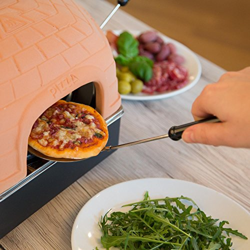 Klarstein capricciosa forno pizza prezzo ioandroid for Tempo cottura pizza forno ventilato