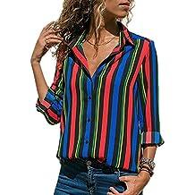 cce7ab36498a1 Damen Top Sommer ärmellos Tanktop Tunika T-shirt Bluse Oversize Bunt Pastell
