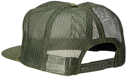 Herren Kappe Volcom Patch Panel Cap Military