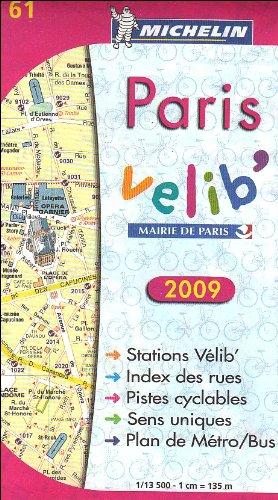 Paris Plan Velib