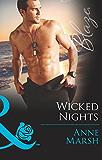 Wicked Nights (Mills & Boon Blaze) (Uniformly Hot!, Book 53)