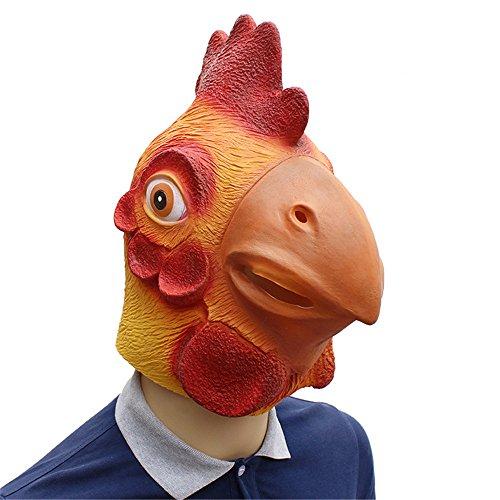 JTWJ Halloween Geburtstagsparty Ball Requisiten Tier Kopfbedeckungen großen -