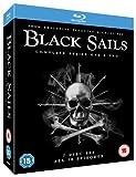 Black Sails (Complete Seasons 1 & 2) - 7-Disc Box Set ( ) [ UK Import ] (Blu-Ray)