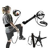 ShopSquare64 Fußball-Tritt-Trainer-Fähigkeits-Fußball-Trainings-Ausrüstungs-justierbarer Hüftgurt