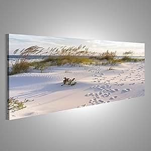 islandburner tableau tableaux sur toile dune mer de sable image sur toile images photo. Black Bedroom Furniture Sets. Home Design Ideas