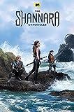 Close Up Póster The Shannara Chronicles - Personajes (56cm x 86,5cm) + Embalaje para Regalo
