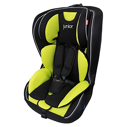 Petex Kindersitz Premium Plus - Gruppe 1 2 3 nach ECE R44/04 - Isofix