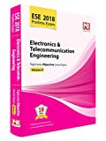 ESE 2018 Preliminary Exam: Electronics & Telecommunication Engineering - Topicwise Objective Solved Papers - Vol. 2