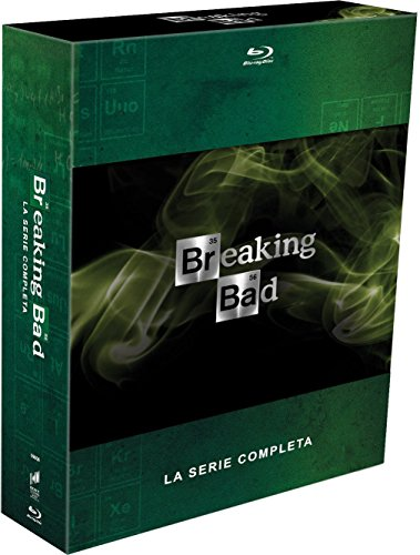 Breaking Bad - Temporadas 1-5 (Caja Serie Completa) [Blu-ray]