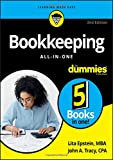 Bookkeeping All-in-One For Dummies (For Dummies (Business & Personal Finance)) - Lita Epstein, John A. Tracy
