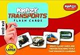 Krazy Transports - Marathi Flash Cards