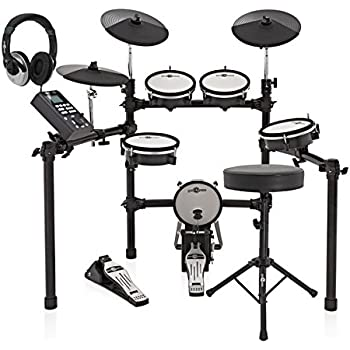 Digital Drums 470X Mesh Kit di Batteria Elettronica Pacchetto Affare b1415d9593bc