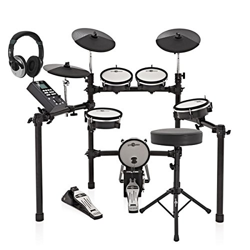 Digital Drums 470X Mesh Electronic Drum Kit Package Deal