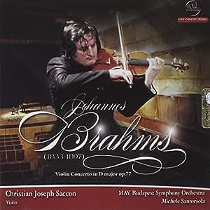 Brahms:Violin in Concert in d [Import USA]