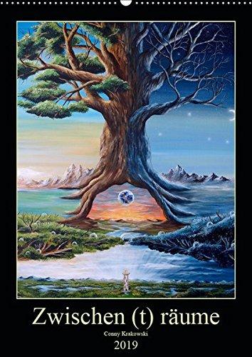 Zwischen (t) räume (Wandkalender 2019 DIN A2 hoch): Traumbilder von Conny Krakowski (Monatskalender, 14 Seiten ) (CALVENDO Kunst) -