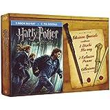 Harry Potter e i doni della morte - Parte 1(edizione speciale) (2 Blu-ray+2 penne da collezione)Volume0