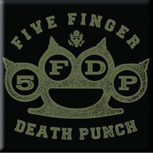 Attitude Kids Sweatshirt (Magnet Metal Five Finger Death Punch)