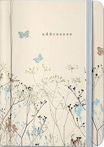 Address Book Butterflies