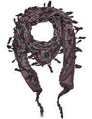 Superfreak® Dreiecktuch mit Blumen Muster ° zweilagig genäht ° Tuch ° Schal ° Halstuch ° alle Farben!!!
