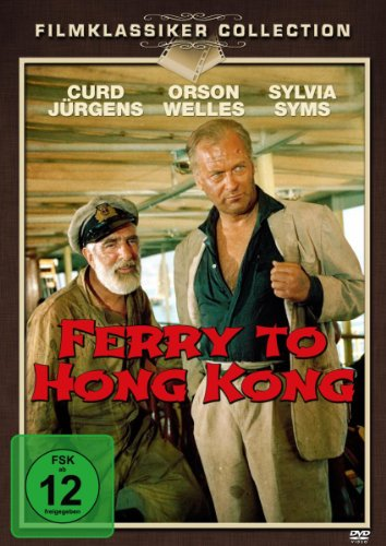 Ferry To Hong Kong (Filmklassiker Collection) (DIGITAL REMASTERED)