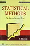 Statistical Methods: An Introductory Text