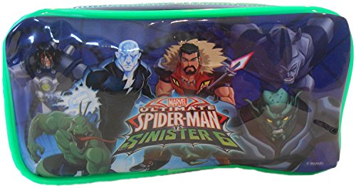 Anker Spiderman Trousse à Crayons en PVC