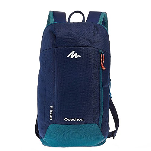 Quechua Lightweight 10 Litres Blue Hiking Backpack