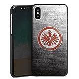 DeinDesign Apple iPhone X Hülle Case Handyhülle Eintracht Frankfurt Fanartikel Sge