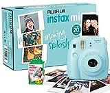 Fujifilm Instax Mini 8 - Fotocamera con 20 scatti, colore blu