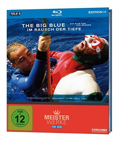 Bild von The Big Blue - Im Rausch der Tiefe - Meisterwerke in HD Edition 2/Teil 10 [Blu-ray]