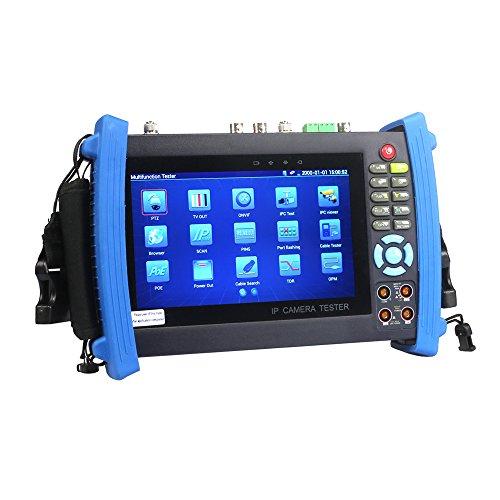 OnvianTech 7 Inch Touch Screen 1080P HDMI IP Camera CCTV