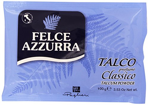Fougère bleue - Talc, parfum classique - 100 g
