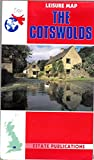 The Cotswolds (Local Leisure Map)