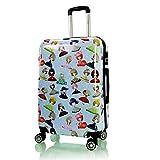 Reisekoffer QTC MIX Hartschalen Koffer Trolley Case (Little-Beauty, L)