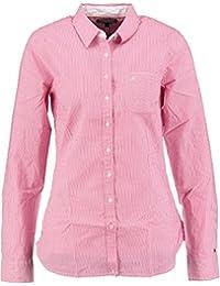 Amazon.fr   Tommy Hilfiger - Chemisiers et blouses   T-shirts, tops ... dd2468cb8ab1