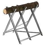 Progen Heavy Duty sawhorse klappbar faltbar, mit sich, Holz, Zimmerei