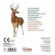 Forest-animals-Le-mie-prime-parole-in-inglese-Ediz-a-colori