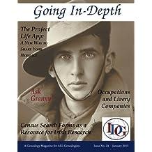 Going In-Depth Magazine: January 2015: Volume 24