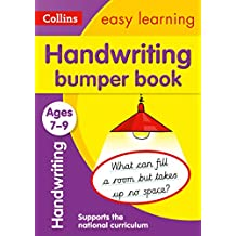 Handwriting Bumper Book Ages 7-9: Prepare for school with easy home learning (Collins Easy Learning KS2)