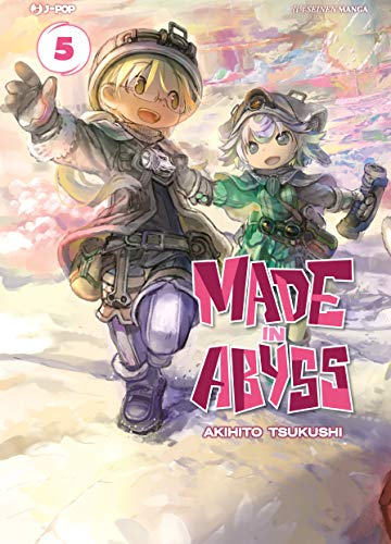 Made in abyss: 5