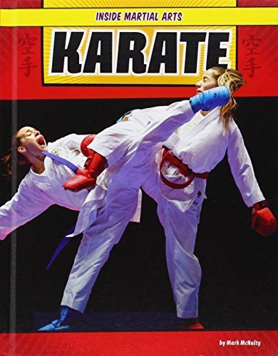 Karate (Inside Martial Arts) by McNulty, Mark (2015) Hardcover