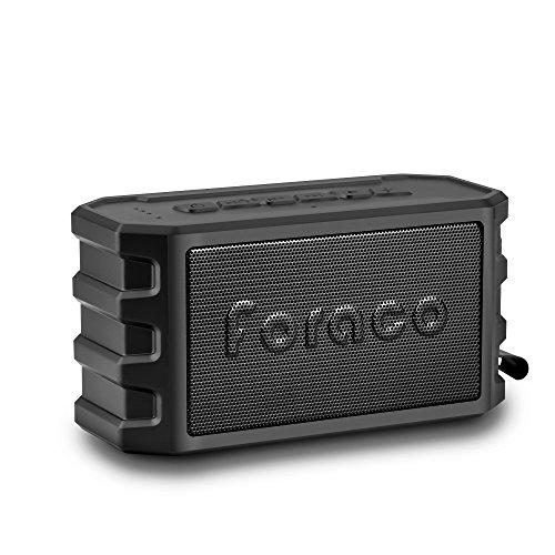 Altoparlante-Bluetooth-Foraco-Bluetooth-42-Stereo-Portatile-Cassa-con-Supporto-per-Bici-24-Ore-di-Riproduzione-Enhanced-Bass-IP65-Impermeabile-Built-in-6000-mAh-Batteria-PowerBank-Funzione-Microfono-I